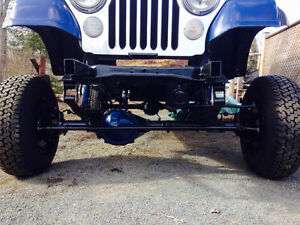 Trade my chevy Dana44 axles