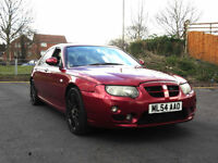 2005 MG / MGF ZT 1.8 T 160 + 4 DOOR MANUAL TURBO PX SWAP SWOP