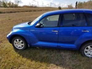 2004 Chrysler PT Cruiser Hatchback