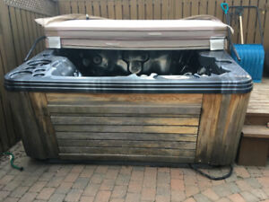 Hot tub!! Need sold asap due to upgrade
