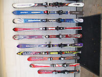 10 Alpine Skis/Skis Alpin II Laval / North Shore Greater Montréal Preview