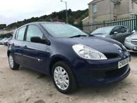 2006 06 Renault Clio 1.5dCi 68 Expression Turbo Diesel 5 Speed Manual Low Miles