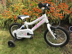 Ridgeback Honey starter bike 14'' wheels