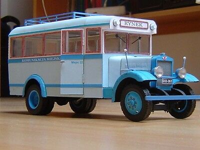 Modelik 13/05 - Fiat 621 L  mit Lasercutteilen       1: 25