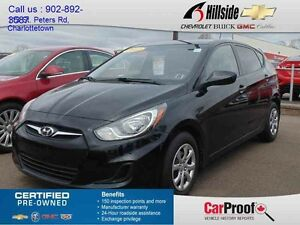 2012 Hyundai ACCENT 5-DR GL Hatchback 4 Door