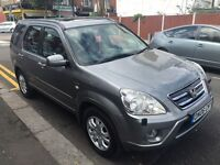 2006 HONDA CR-V Estate 2.0 Petrol AUTOMATIC