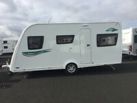 2015 Elddis Compass Xplore 434 Light Weight 4 Berth With Extras