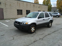 2006 Ford Escape 185000 SUV, Crossover