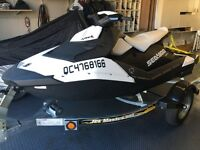 Seadoo Spark 3 places 90hp