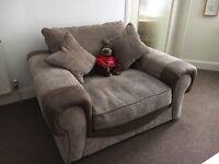 Sofology Molby snuggler armchair