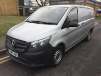 2015 Mercedes-Benz Vito vito 111 cdi 1.6 114bhp Manual Panel Van