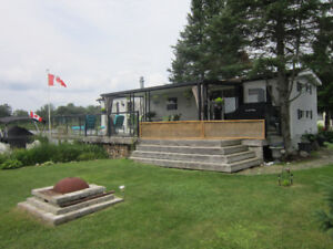 Waterfront RV home for sale less than $95,000