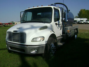Septic vac  truck / sewer truck / vac truck/ honey wagon/ heavy