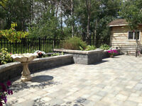 Landscaping Design & Construction; Paving Stone