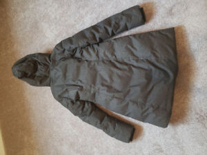 SOIA AND KYO, Camelia Hooded Down Coat - Size Small