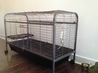 *** LARGE BUNNY & SMALL ANIMAL CAGE *** PICK UP ONLY ***