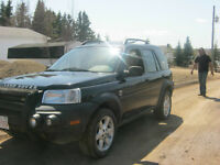 2002 Land Rover Freelander HSE Other