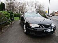 Saab 9 3 1.9TID VECTOR (black) 2007