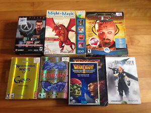 PC Game Collection (Reduced)