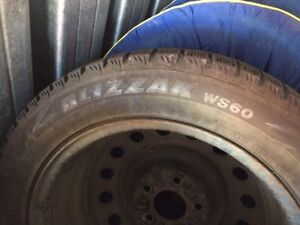 Winter tires need to go asap 205/55/R16