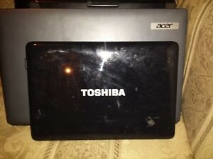 custom upgraded Acer, Toshiba, Dell