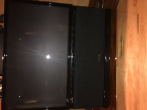 "55"" Pioneer Elite HDTV  and 600 AMP Pioneer Elite Reciever"