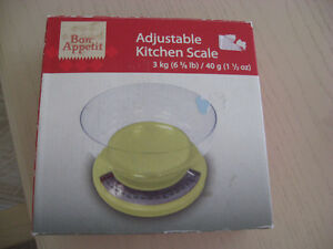 Kitchen Scale - Weighs in Metric