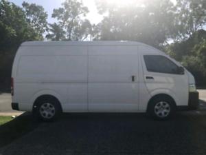 2014 Toyota Hiace Van Automatic