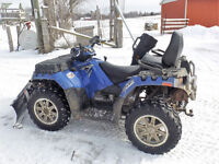 Polaris 850 XP EPS Touring