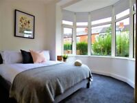 Beautiful Double Rooms, Great Location!