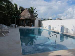 Condo a louer Playa del Carmen Spécial 4dec au 4 janvier 2020