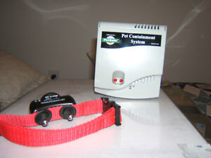 "PET CONTAINMENT SYSTEM WITH COLLAR BY PET SAFE "" NOT WIRELESS Kingston Kingston Area image 2"