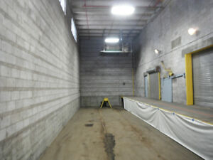 Heated Indoor Garage for Lease!