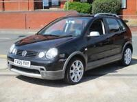 05 VW POLO 1.4TDI DUNE + SPECIAL EDITION + NEW MOT
