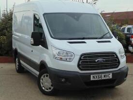 2016 Ford Transit 2.2 TDCi 125ps L2 H2 290 Trend Van 2 door Panel Van