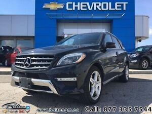 2014 Mercedes Benz M-Class ML 350 BlueTEC 4MATIC  - $371.13 B/W
