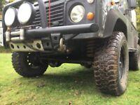 Land Rover Defender 90 Pick Up