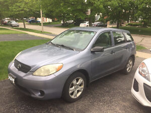 2006 Toyota Matrix Base Hatchback
