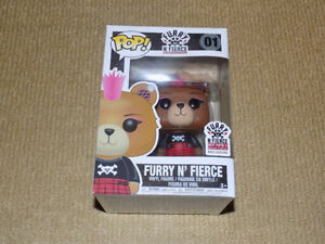 FUNKO, POP, FURRY N' FIERCE HOT TOPIC EXCLUSIVE, FIGURE 01