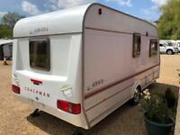 Coachman Amara 450/2 2 Berth VGC light to tow !
