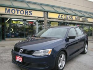 2012 Volkswagen Jetta, Fully Loaded, Auto, Best Price !