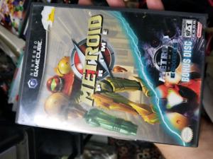 Metroid Prime double disc