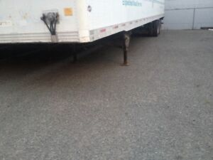 STORAGE TRAILERS for sale or rent