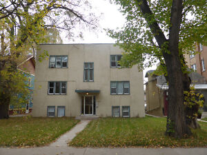 Amazing location one block from the river in downtown Saskatoon