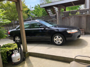 1998 Honda Accord v6