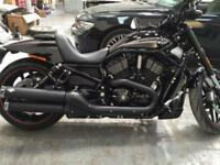 null Harley-Davidson VR 1250 SCDX Night Rod Special Custom Cruiser