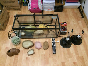 20 gallon tank with tons of extras