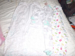 Elephant Pj's and Sleep sack 6 - 9 months