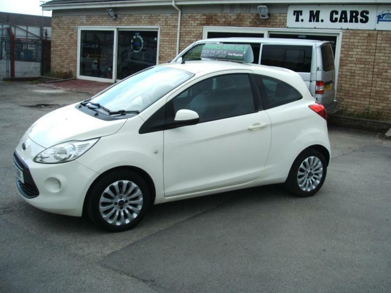 Ford Ka   Tax New Mot