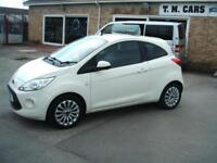 2011 (11) Ford Ka 1.2 Zetec ** £30 Tax / New MOT **
